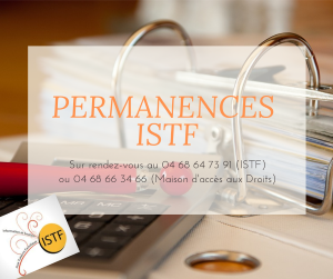 Permanences ISTF